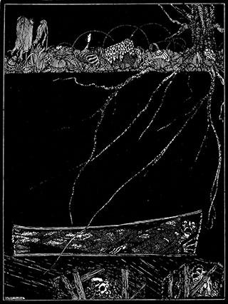 Edgar Allan Poe: el poder del detalle