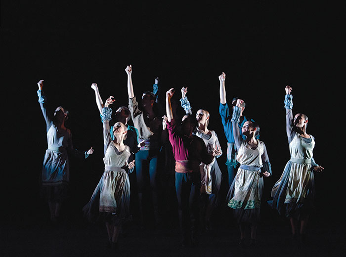 La danza española quiere resurgir