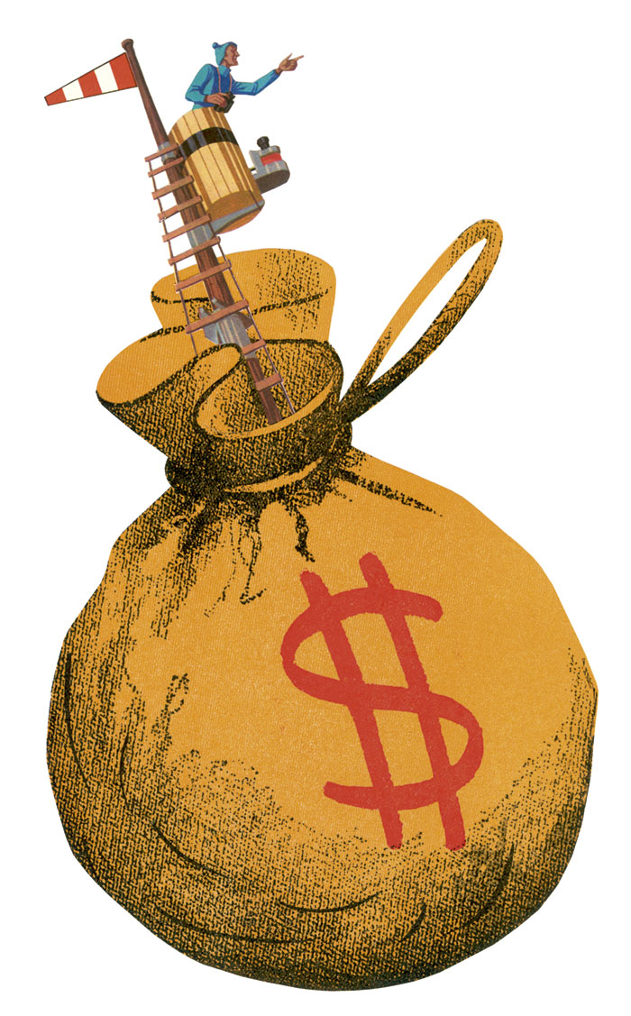 Malas noticias: materialismo