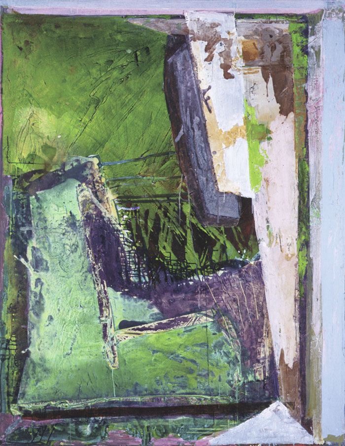 La pintura de Emerik Bernard