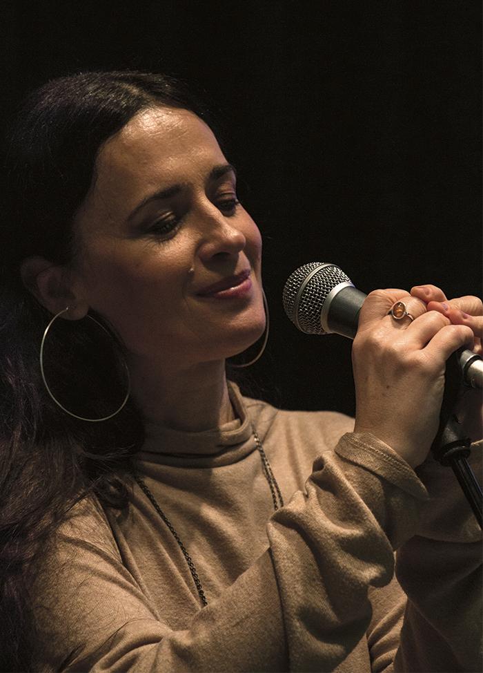 Katja Šulc y un viaje por la música romaní