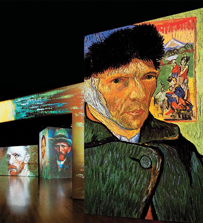 Van Gogh alive, ¿aliada o villana?