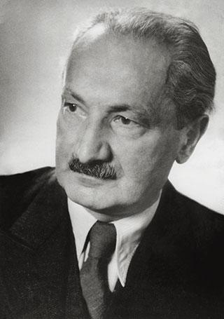 Heidegger, pensador fundamental